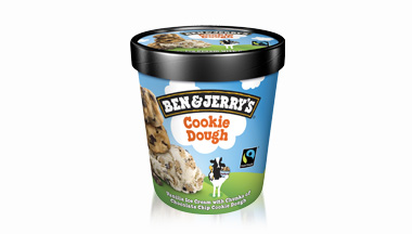 Produktbild Ben & Jerry's - Cookie Dough