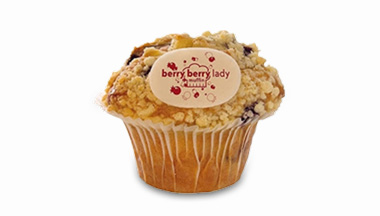 Produktbild Muffin berry berry lady